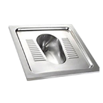 steel toilet pan icon