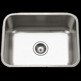 Single Bowl Sink.