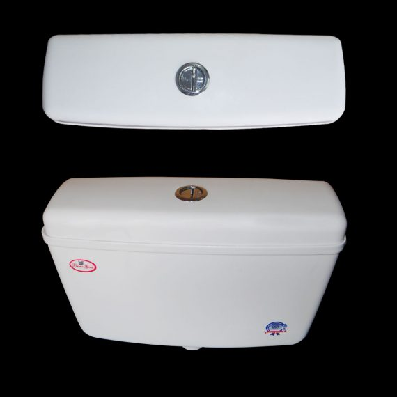 image for dual push flushing cistern