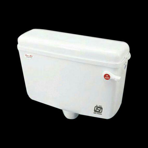 image for flushing cistern