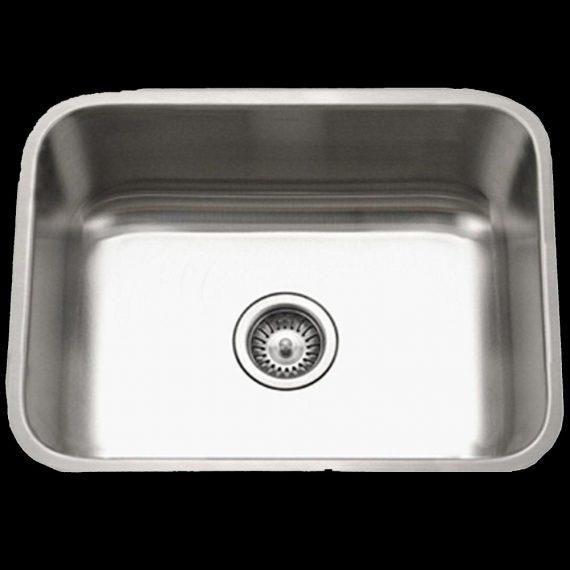 Single Bowl Sink.