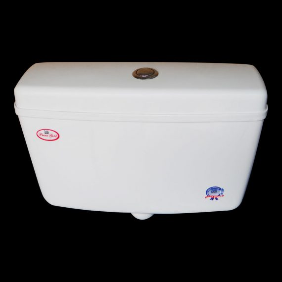 image for center push flushing cistern